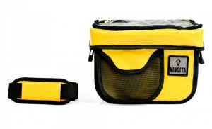 A WATERPROOF HANDLEBAR BAG