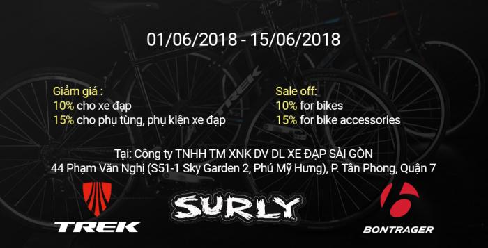 special discount in June