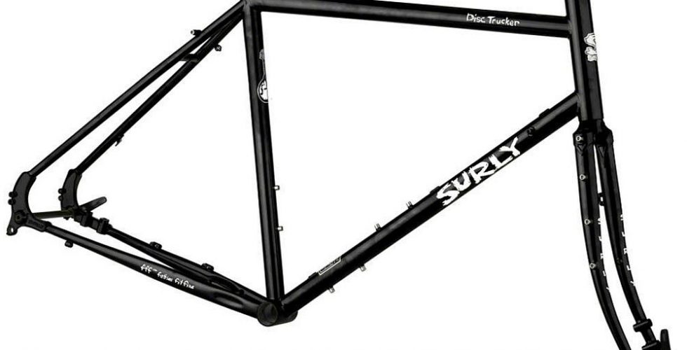 Disc Trucker Frameset