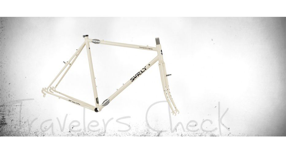Travelers Check Frameset